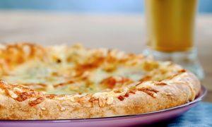 Groupon - Desde $ 149 por pizza + cerveza artesanal o tirada para dos o cuatro en Pinta & Tabla en Pinta & Tabla. Precio de la oferta Groupon: $149