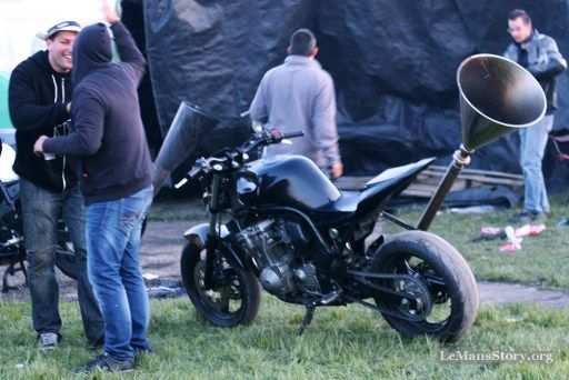 Custom motorcycles 24H Moto Le Mans