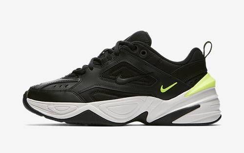4c8b969c587 Nike M2K Tekno Black Volt AO3108-002 - γυναικεία sneakers - γυναικεία  παπούτσια - sneakers - αθλητικά παπούτσια