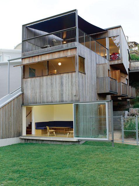 amazing house. love all the sliding glass doors/windows!