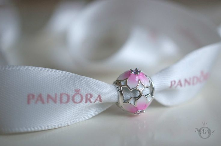 REVIEW: PANDORA MAGNOLIA BLOOM CLIPS & CHARM