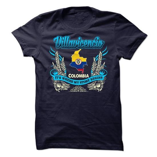 Villavicencio -My Story begins - #pullover hoodies #college sweatshirt. LIMITED TIME  => https://www.sunfrog.com/States/Villavicencio-My-Story-begins.html?id=60505