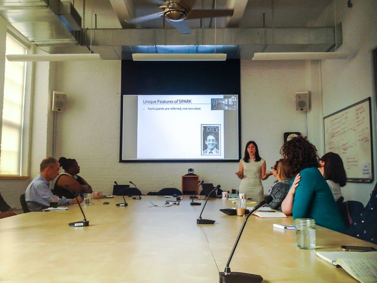 New York City, NY, USA, People in Meeting on PrEP at AVAC N.G.O. Headquarters, 6/2015, Dr. Sarit Golub, Hunter College / HIV/AIDS Research Team