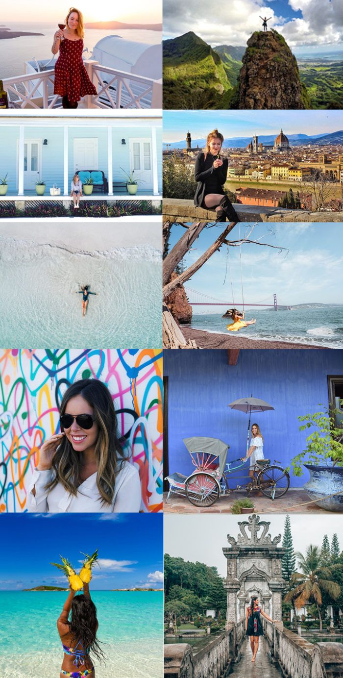 10 Travel Influencers And Their Favorite Travel Accessory