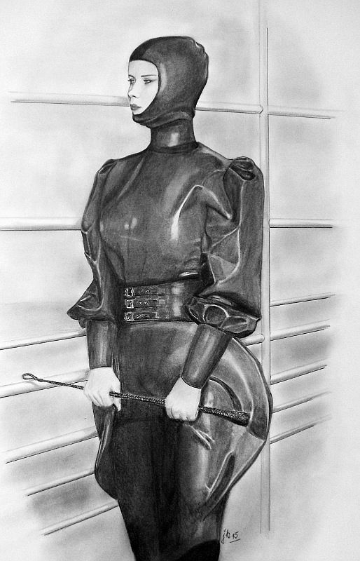 Rubber in the stables