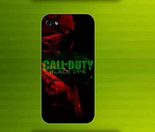 CALL Of DUTY Black Ops case for iPhone 4/4S iPhone 5 Galaxy S2/S3 #iPhonecase #iPhoneCover #3DiPhonecase #3Dcase #S4 #s5 #S5case