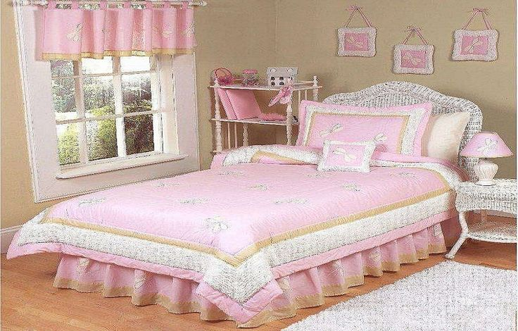 Pink Dragonfly Dreams Twin Bedding Set ~ http://lanewstalk.com/bed-comforter-sets-for-your-sleep-quality/