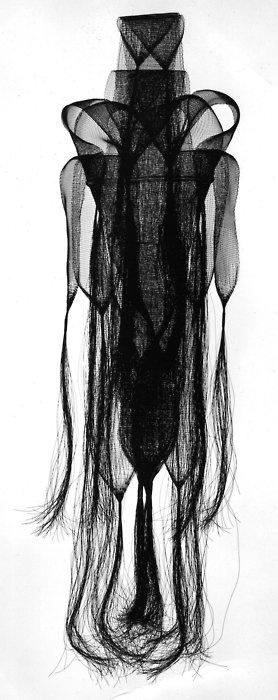 Kay sekimachi fibre art