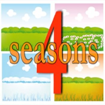A friendly sing-along to help teach the names and order of the 4 seasons. The bridge of the song challenges your students to say the names of the four seasons beginning with either spring, summer, fall or winter. (this video file will play on mac and windows computers)LyricsThere are 4-4-4-seasons,1-2-3-4, 4-seasons,1-2-3-4, 4-seasons,4 seasons make a year!