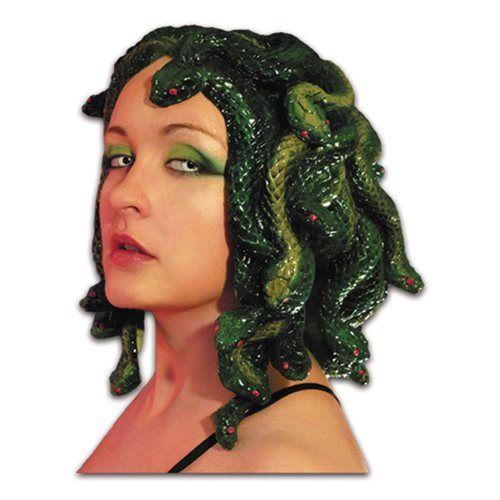 (affiliate link) Medusa Snake Wig