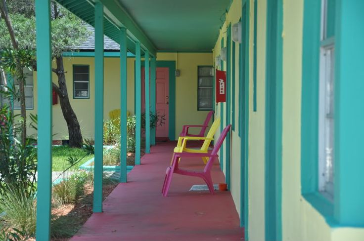 Rooms: Haley's Court Motel, Vilano Beach, FL