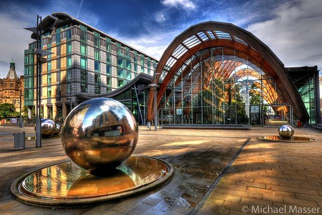 Winter Gardens, Sheffield
