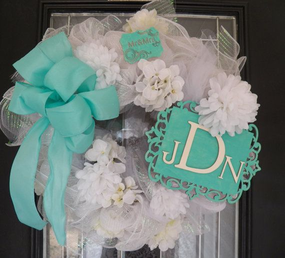 Hey, I found this really awesome Etsy listing at https://www.etsy.com/listing/221328776/monogram-bridal-shower-decoration