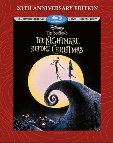 Chris Sarandon & Danny Elfman & Henry Selick-Tim Burton's: The Nightmare Before Christmas