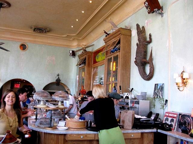 Cafe Gitane Jane Street Nyc