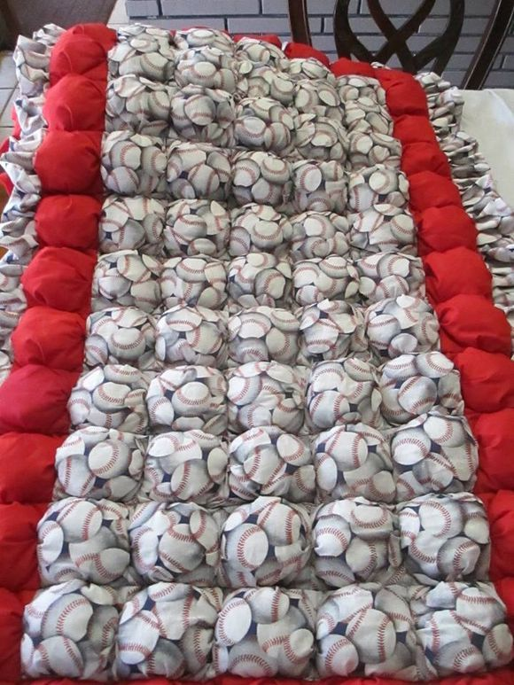 29 best Sport Quilts images on Pinterest | Football quilt ... : baseball fabric for quilting - Adamdwight.com