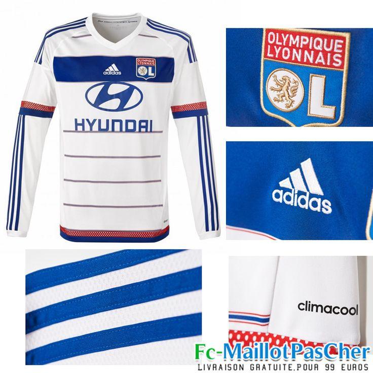 tenue de foot Olympique Lyonnais LONGUES