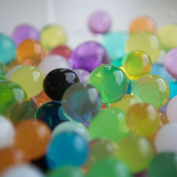 Alle farver – små vandperler, 10G, 15,-