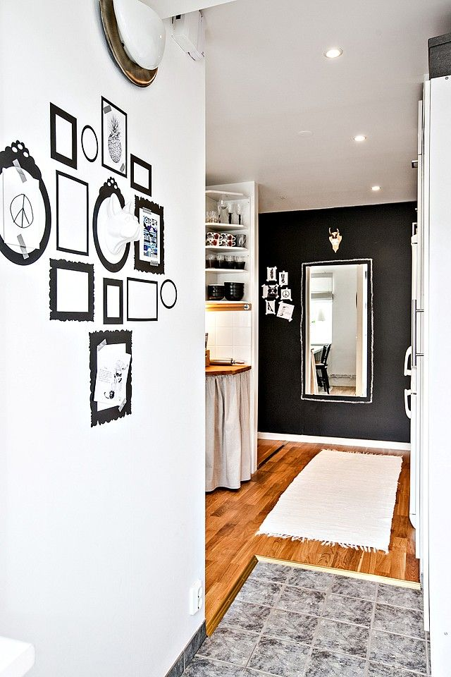 les 25 meilleures id es concernant habiller un mur. Black Bedroom Furniture Sets. Home Design Ideas