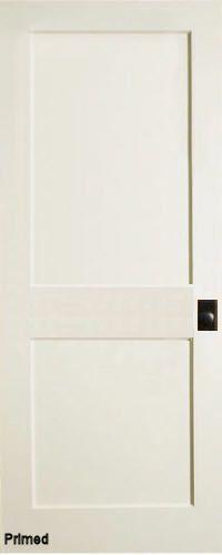 Best 25 2 panel doors ideas on pinterest interior panel - Contemporary interior door styles ...