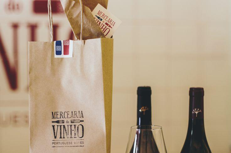 Mercearia's packaging