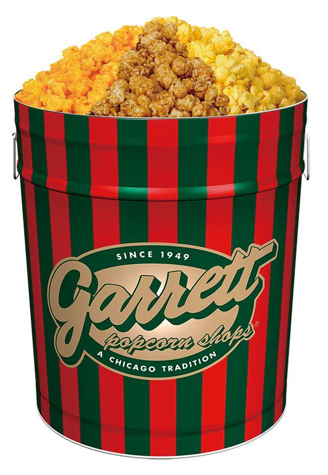 100人分を1缶に ギャレット ポップコーンが特大6.5ガロン缶限定販売 | Fashionsnap.com