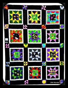 Star Gazing: Luke's Quilt