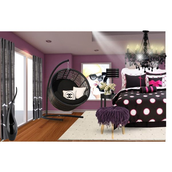 """""""Teen Bedroom"""" by tanyaf1 on Polyvore"""