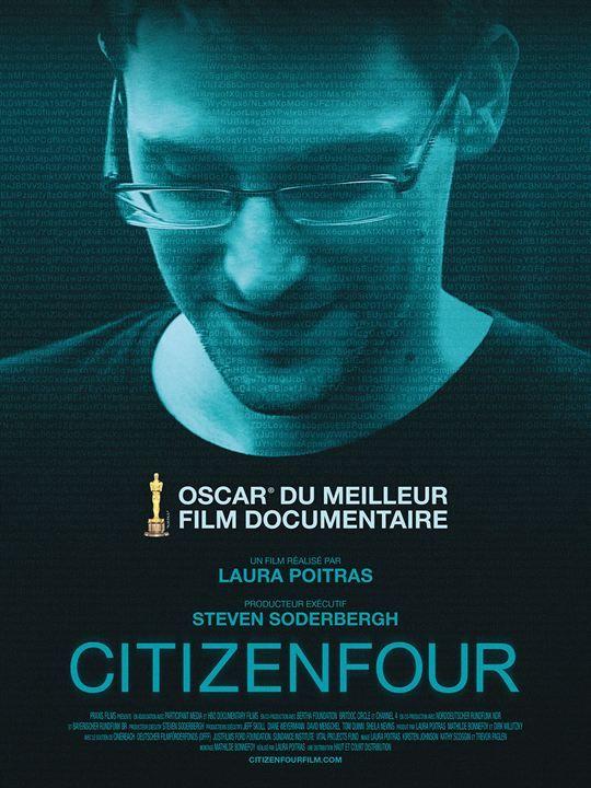 #Citizenfour Documentaire façon film d'espionnage sur les révélations de #Snowden