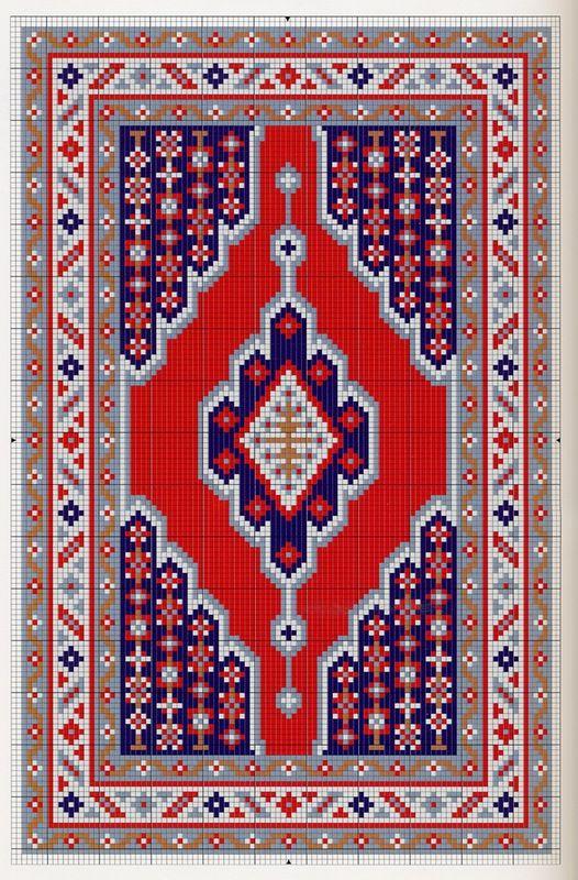 Covoare pentru miniatură domika.Shemy .. discuție pe LiveInternet - Serviciul rus Online Zilnice