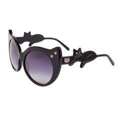irregular choice cat glasses