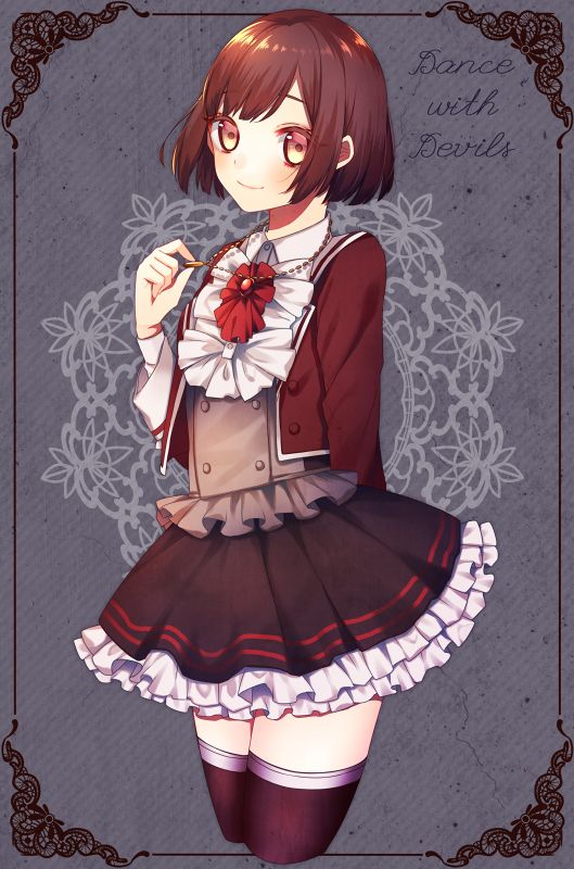 Anime Devil Wallpaper Ritsuka Tachibana Dance With Devils Want This To Be My