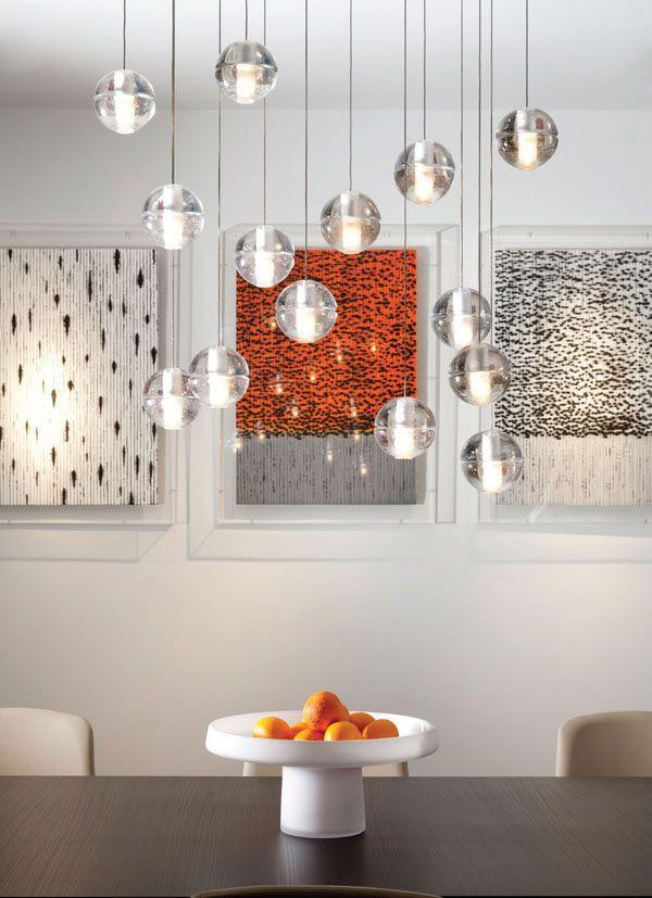 Die besten 25+ Pendelleuchte kugel Ideen auf Pinterest - wohnzimmer design leuchten