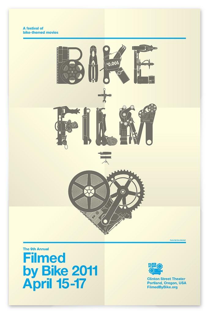 Bike Film Poster