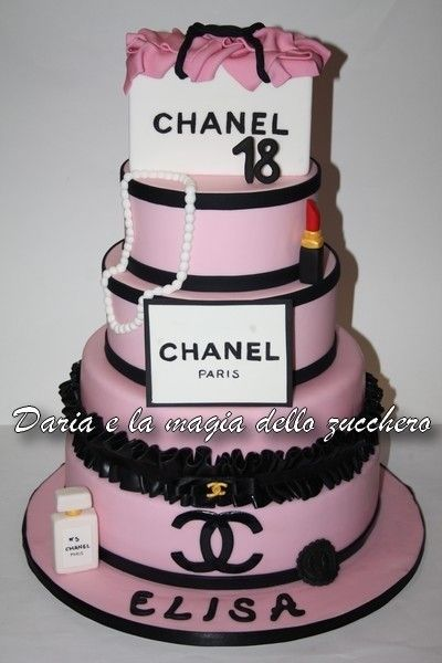 Pin Su My Cakes Le Mie Torte