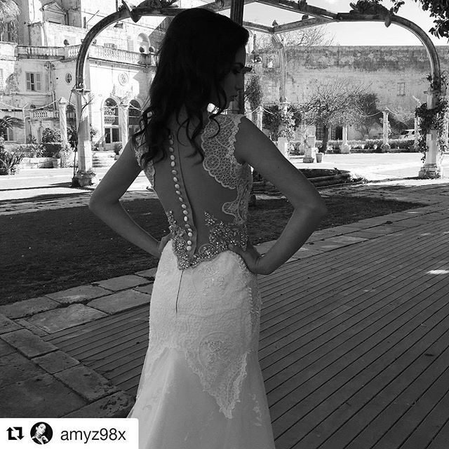 #tbt to our gorgeous model and photoshoot on Malta! #throwbackfriday  #Repost @amyz98x with @repostapp ・・・ Dress designed by @annaromysh 💕