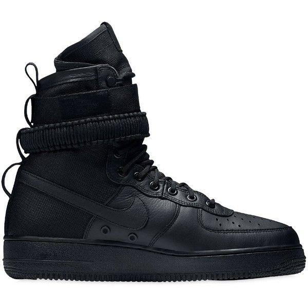 black air force 1 high top mens