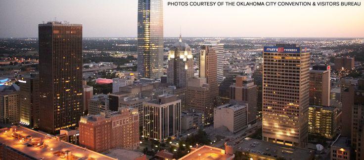 Downtown OKC