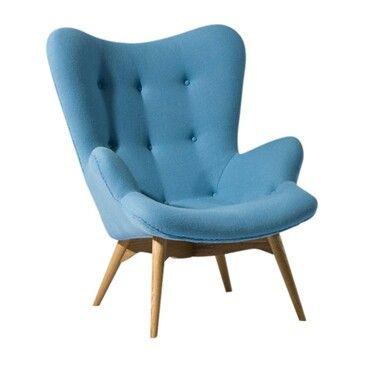 Contour lounge chair.