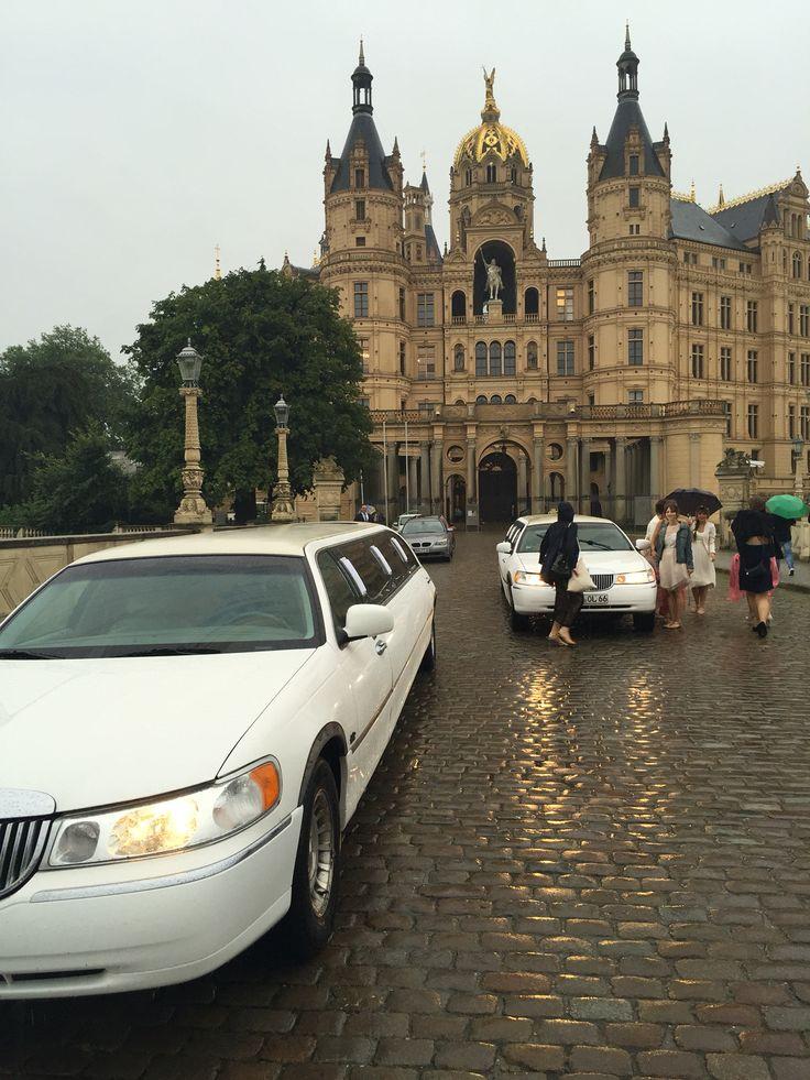 Schloss Schwerin Junggesellinnenabschied
