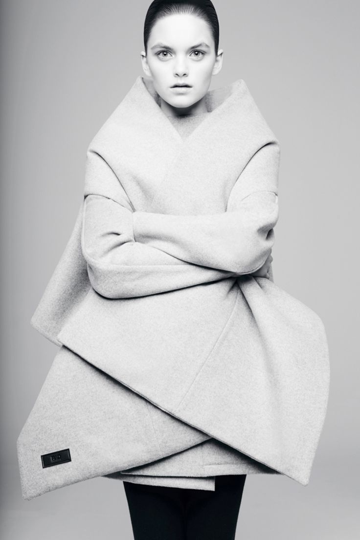 Rad by Rad Hourani Ready To Wear Fall Winter 2014 Paris - NOWFASHION