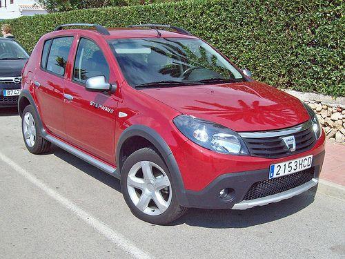 27 Dacia Sandero Stepway 1.5DCi (2011)