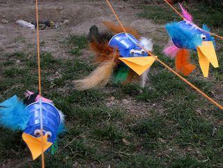 Ordinary Life Magic: Bird Races