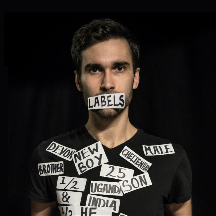 Labels by Joe Sellman-Leava