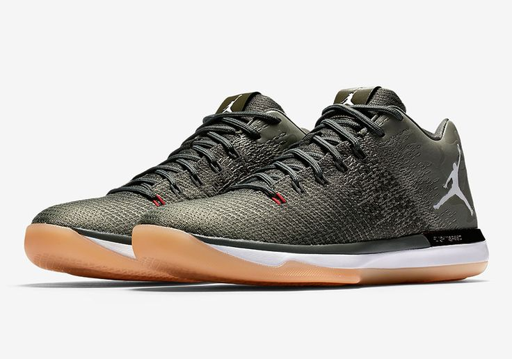 """#sneakers #news  Air Jordan 31 Low """"Camo"""" Releases On August 18th"""