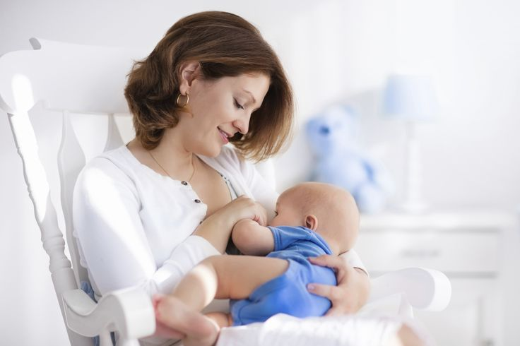 Check out MedStar St. Mary's 10 Steps to Successful Breastfeeding.