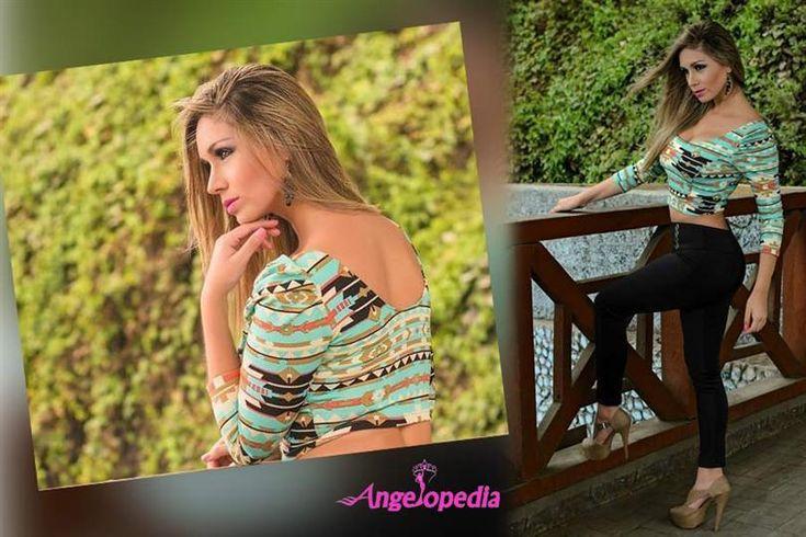 Hany Portocarrero Miss Peru Universo 2016 Finalist