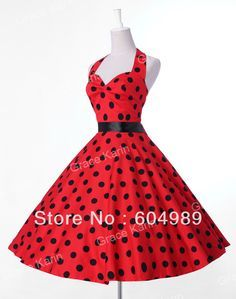 Free Plus Size Rockabilly Dress Pattern 22                                                                                                                                                                                 More