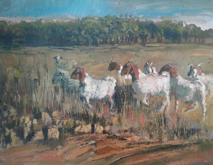 Goats Eric Eatwell