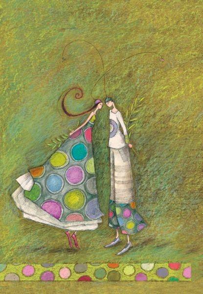 valentine (by Gaëlle Boissonnard)